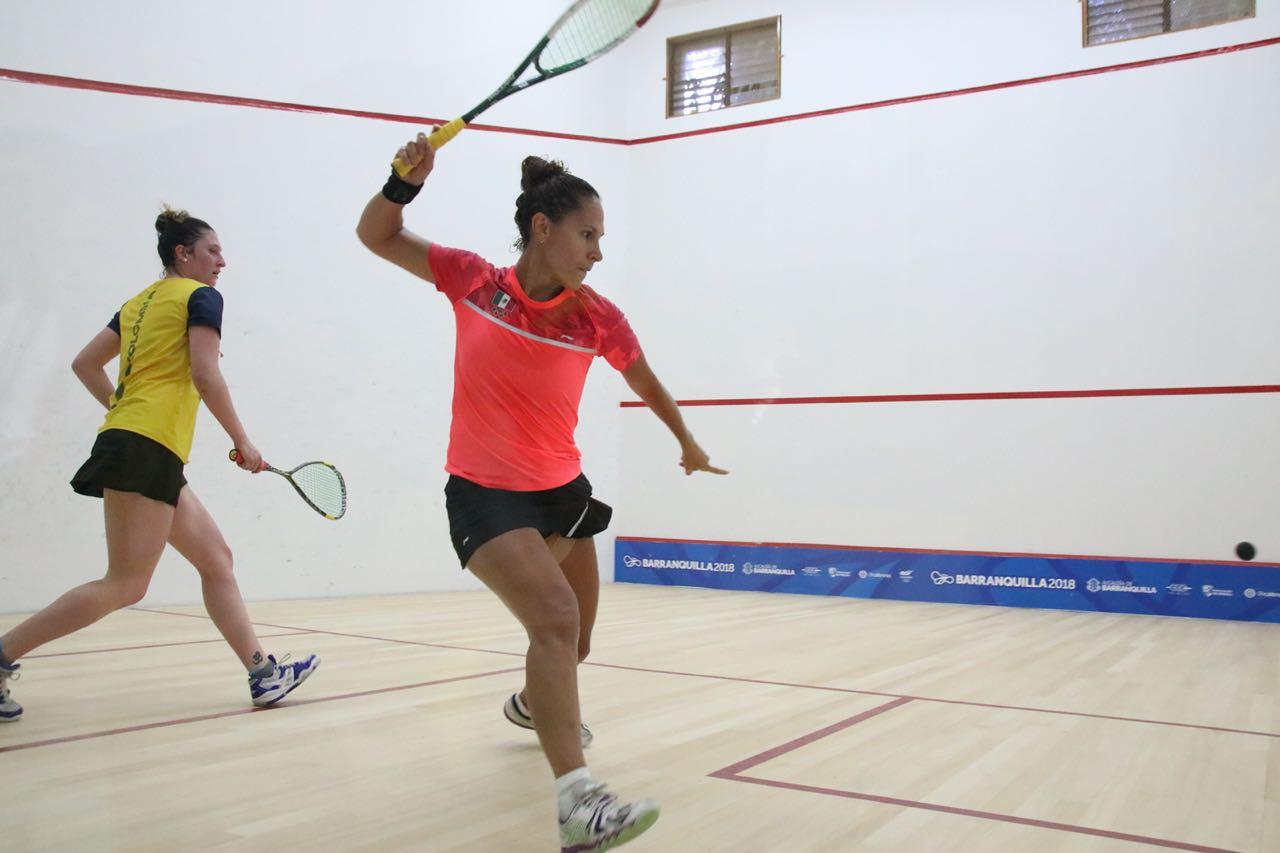 Squash final equipo femenino y masculino