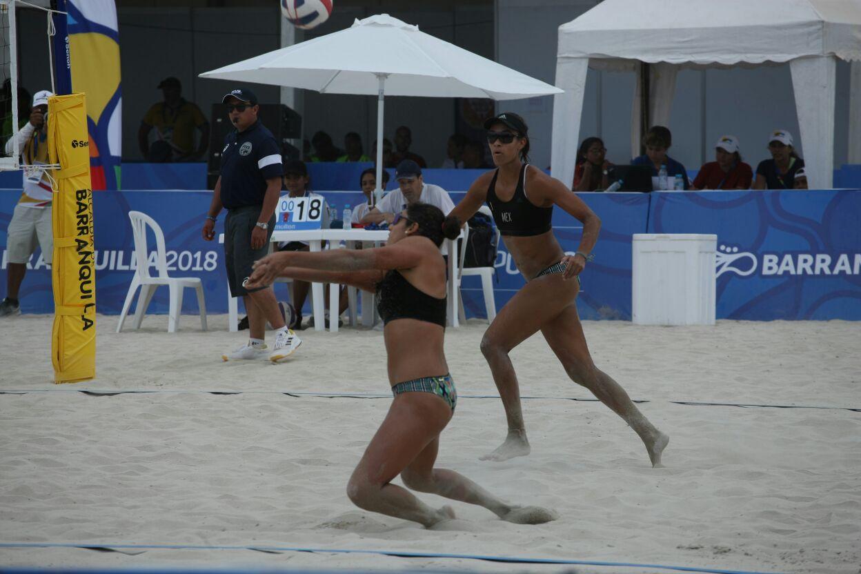 México en el voleibol de playa