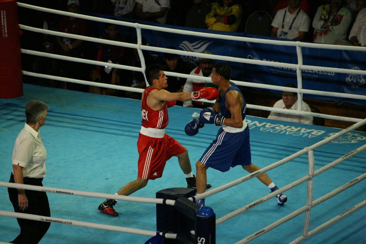 Boxeo medalla de bronce mexicanos