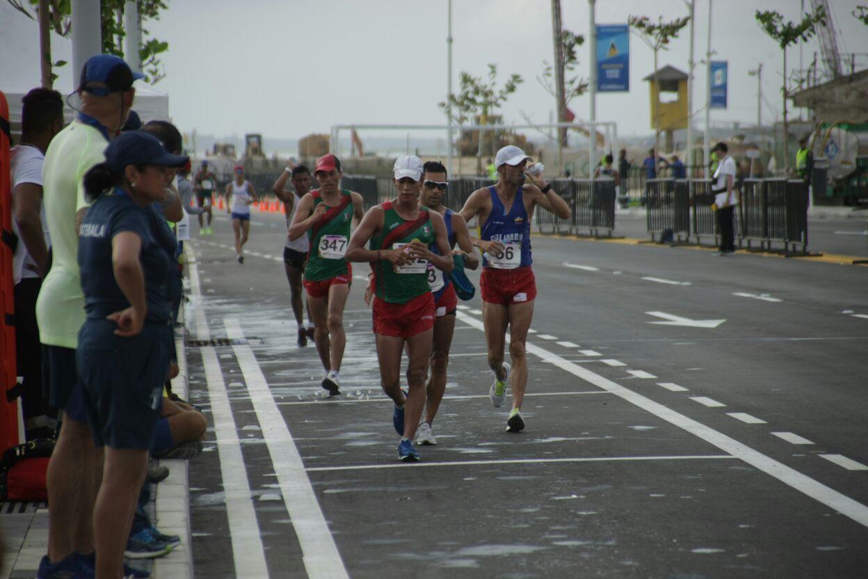 Atletismo caminata 20 y 50 kilómetros