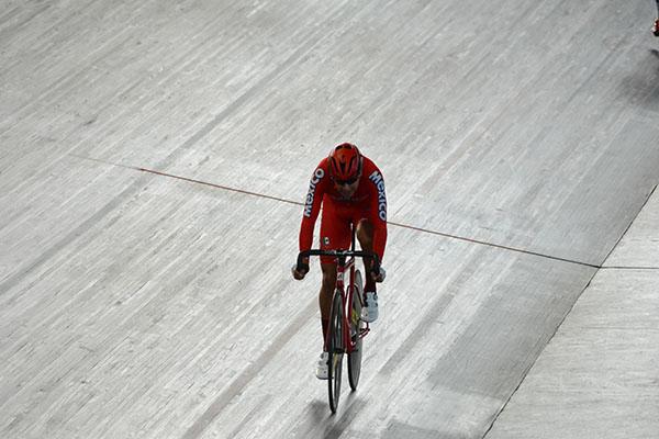 Ciclismo de pista consigue oro