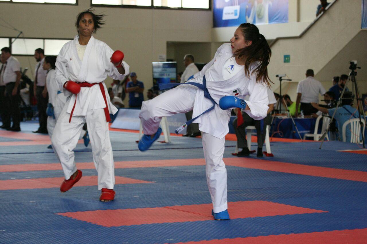 Competencia Karate