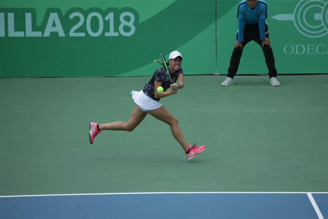 El tenis suma una plata en Barranquilla