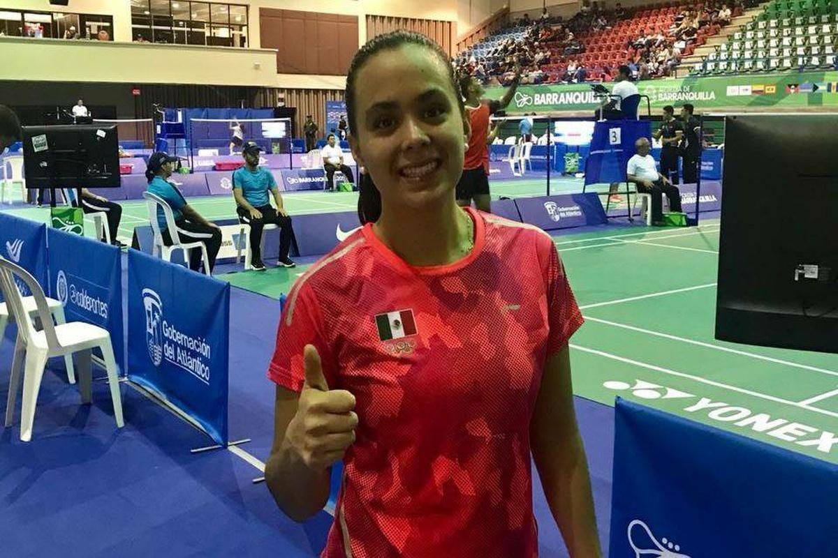 Asegura cinco bronces el badminton mexicano