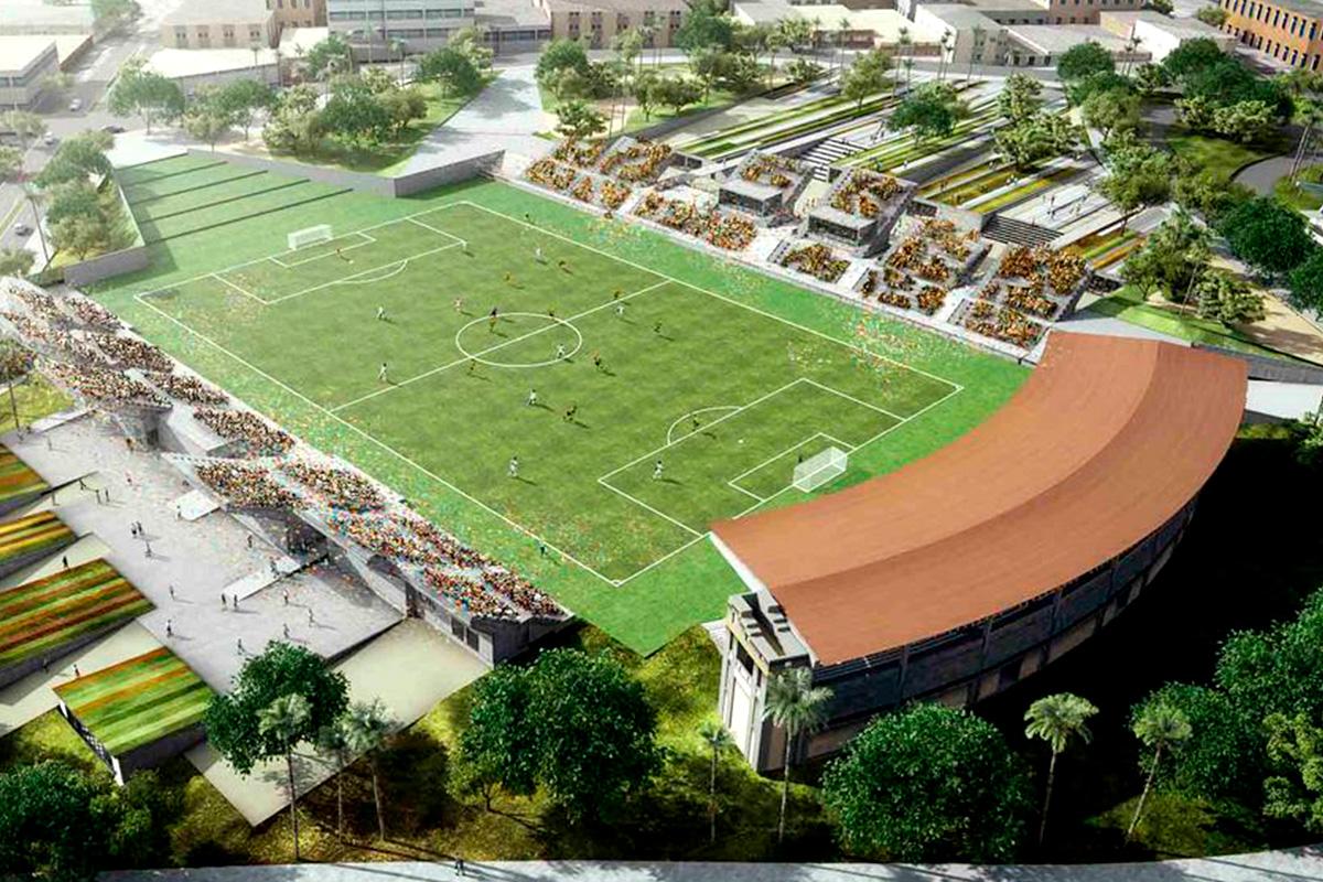 Estadio Romelio Martínez